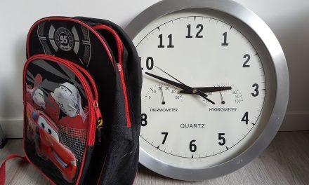 Nieuwe schooltijden, aangepaste cursustijden